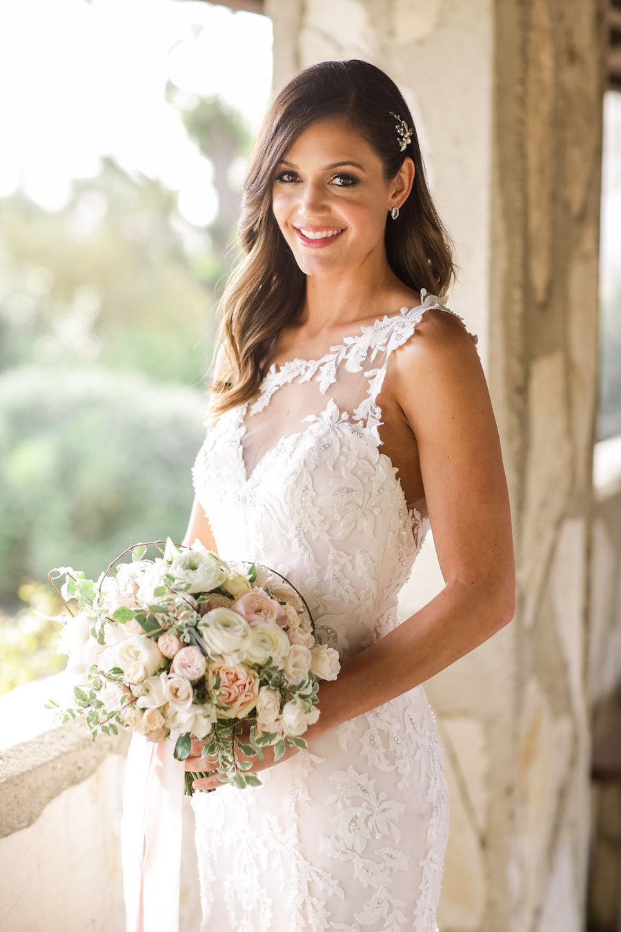 Pssst Scroll Below For A Q With Des Your Chance To Win Own Desiree Hartsock Maggie Sottero Creation