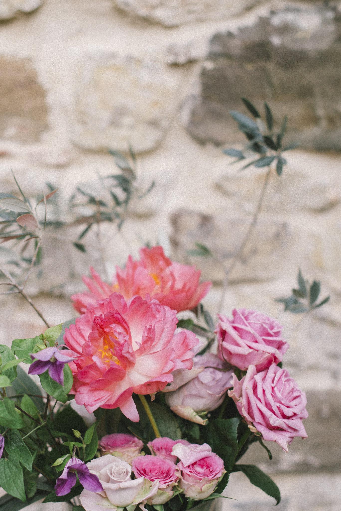 Spring Tuscan Wedding Inspiration