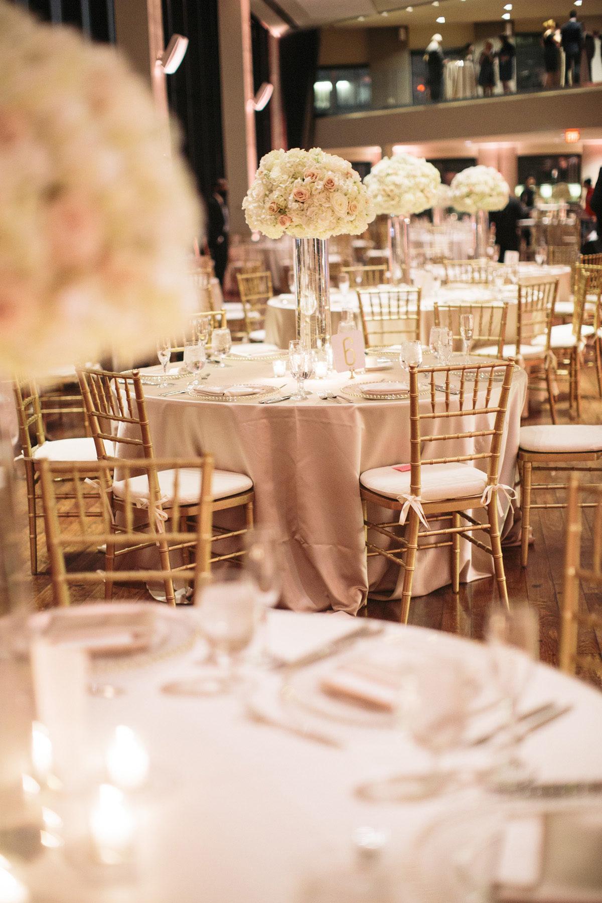 Black-Tie Boston Winter Wonderland Wedding