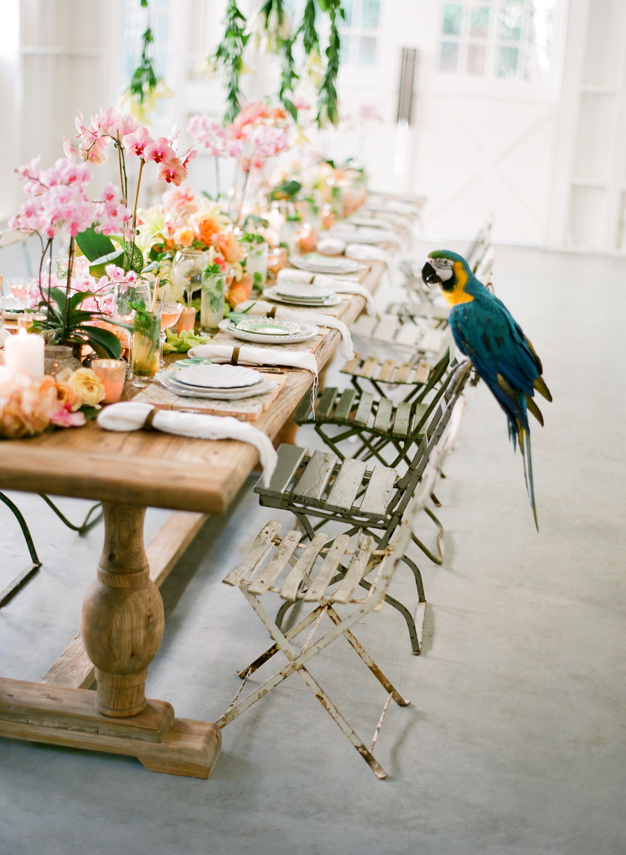 Authentic Colorful Cuban Wedding Inspiration