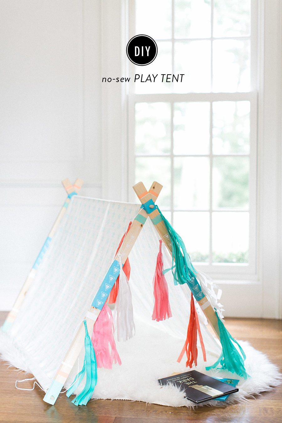 Easy Breezy Army Blanket Or Any Diy Play Tent Done In