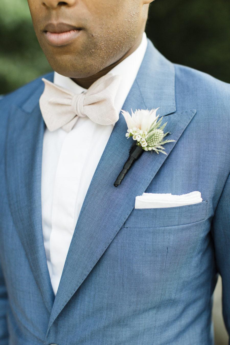 Stylish Brooklyn Wedding at the Prospect Boathouse