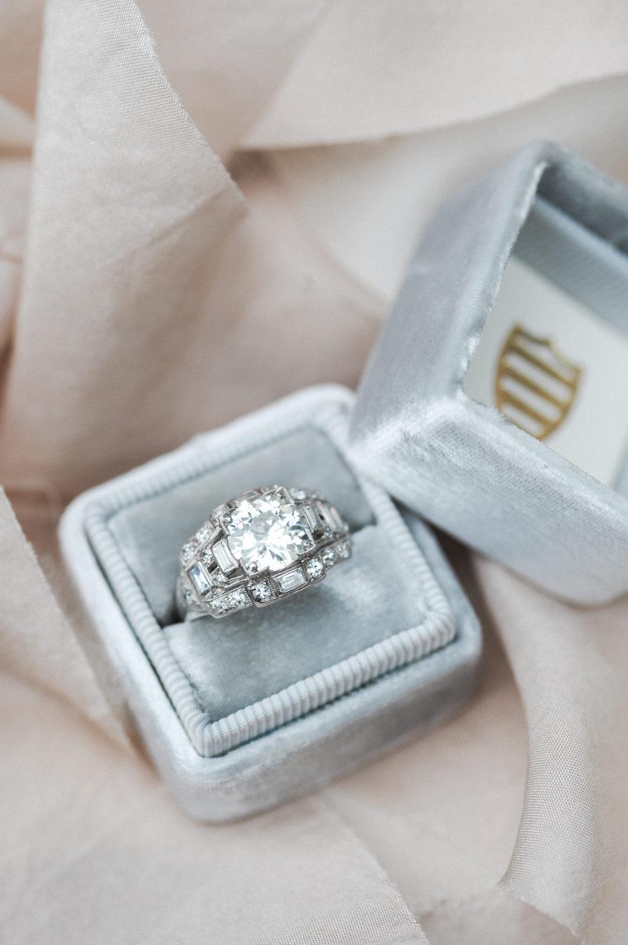 Art Nouveau Wedding Rings 52 Elegant