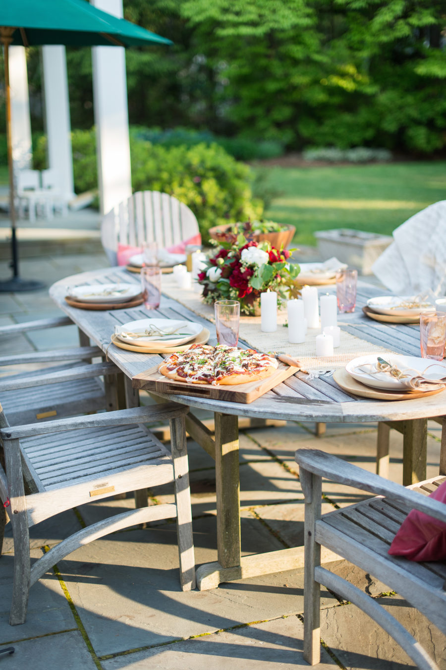 entertaining 101 host the perfect outdoor dinner party