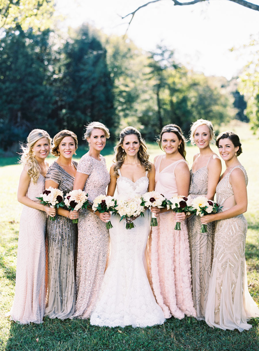 She said yes to the dress i do to a glamorous fall wedding ombrellifo Images