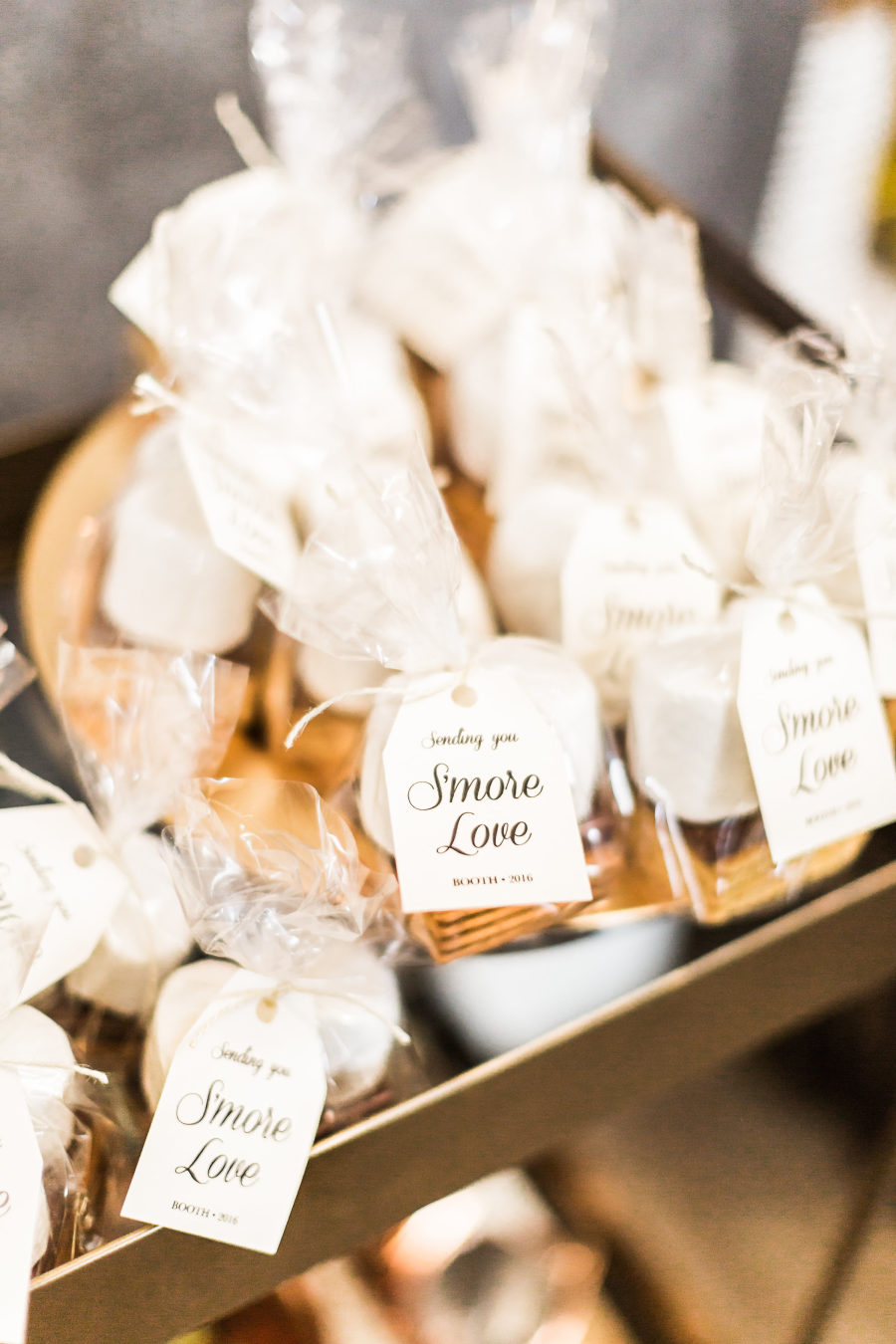 A Rustic Meets Modern Baby Shower