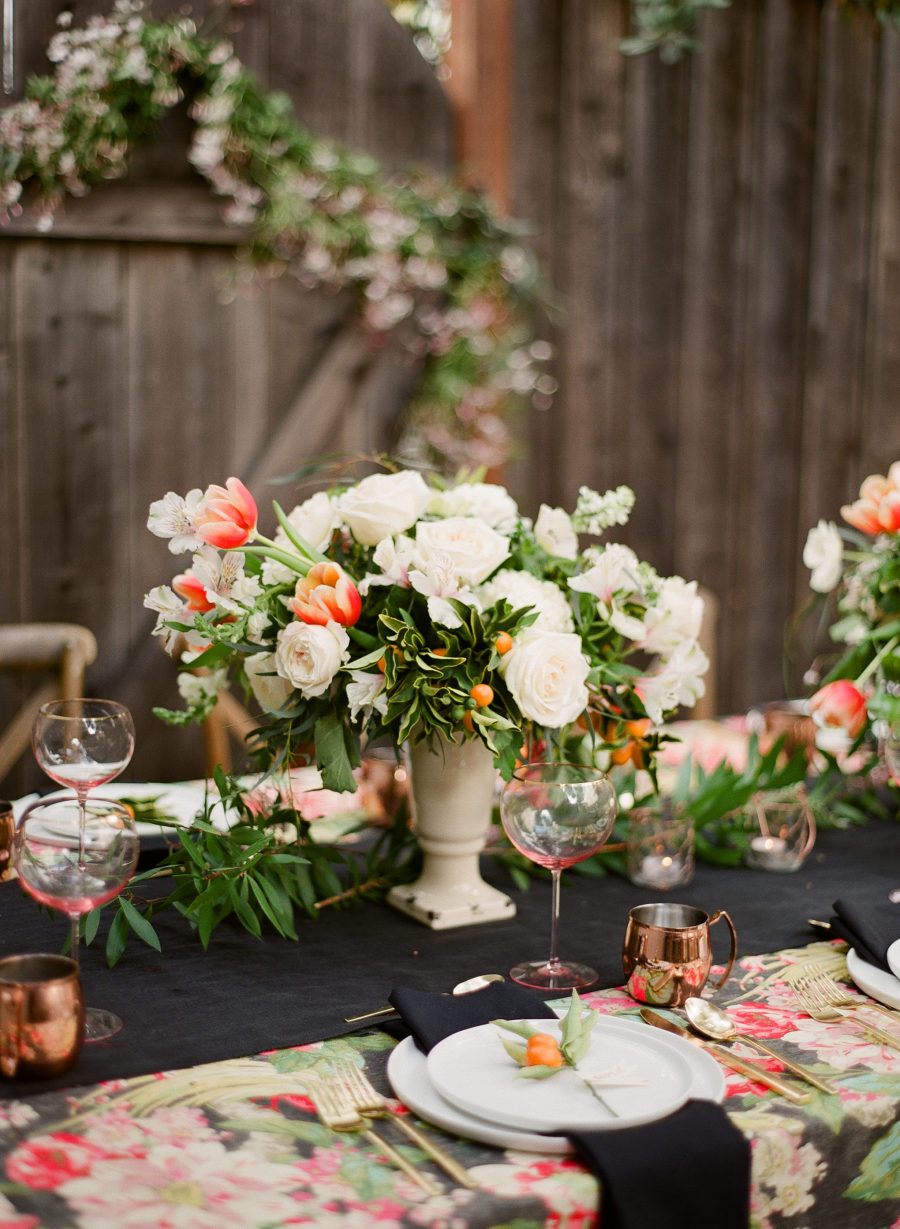 how to plan an effortless backyard dinner party