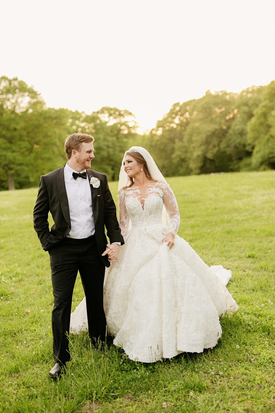 Collins Tuohy of The Blind Side Shares Her Wedding Photos