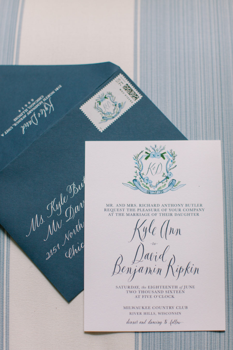 Funky Turquoise Blue Wedding Invitations Images - Invitations Design ...