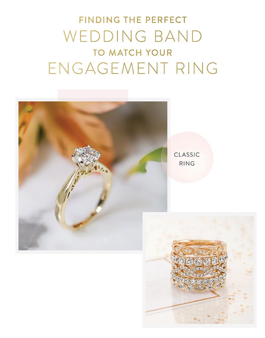 Matching Wedding Bands With Diamonds 66 Elegant