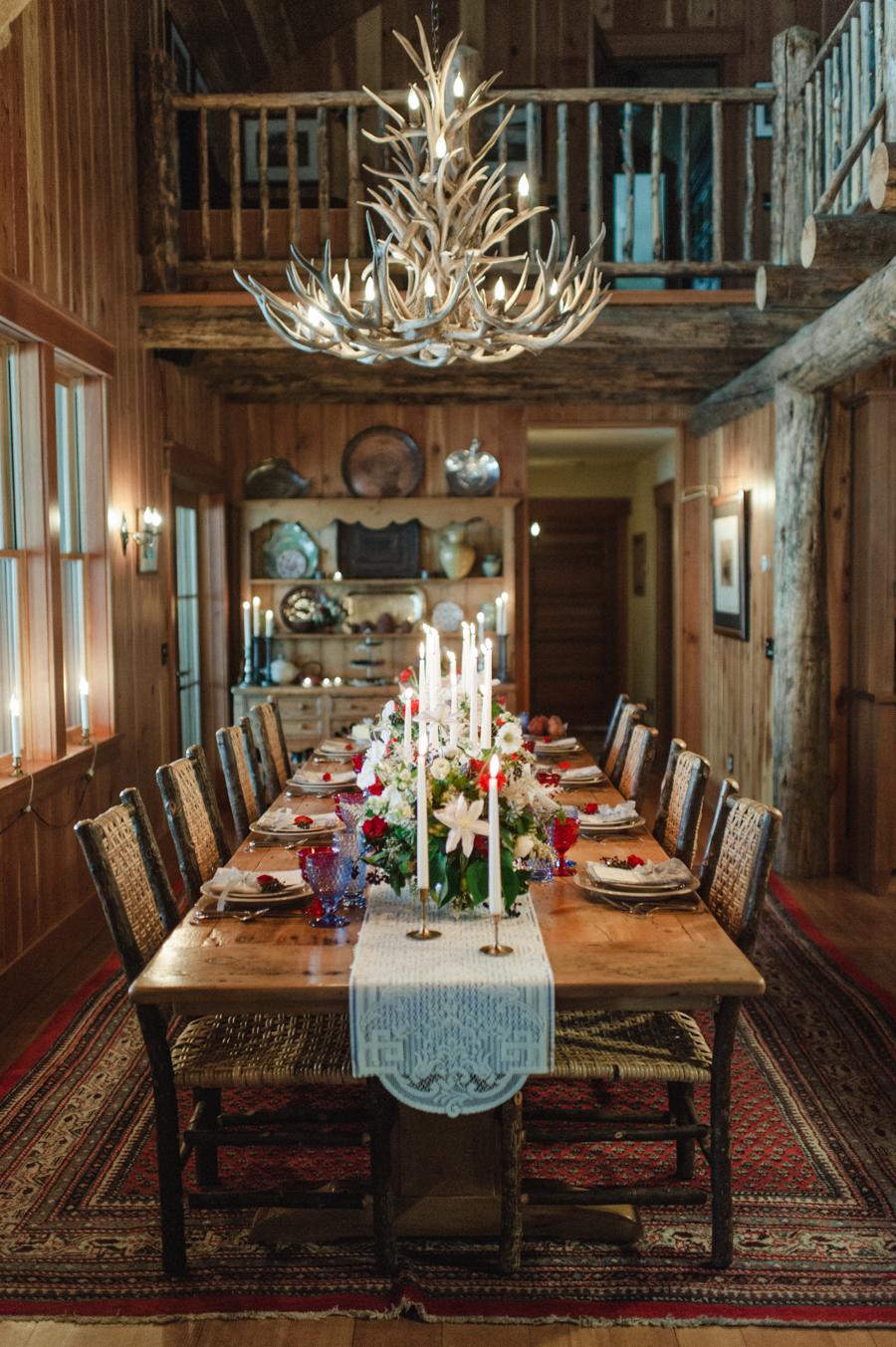 Montana Winter Wedding Inspiration