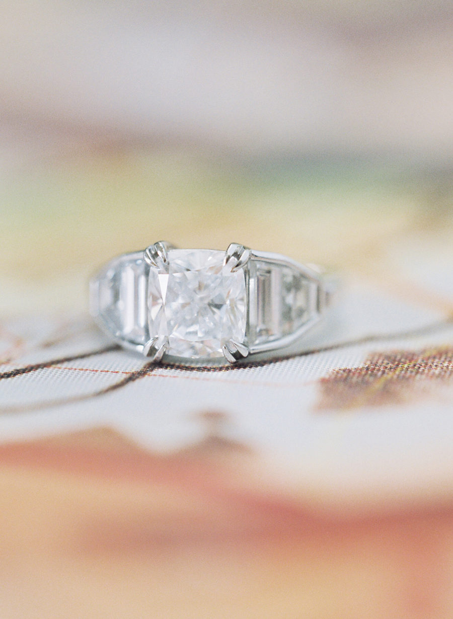 Champagne Wedding Band 84 Ideal