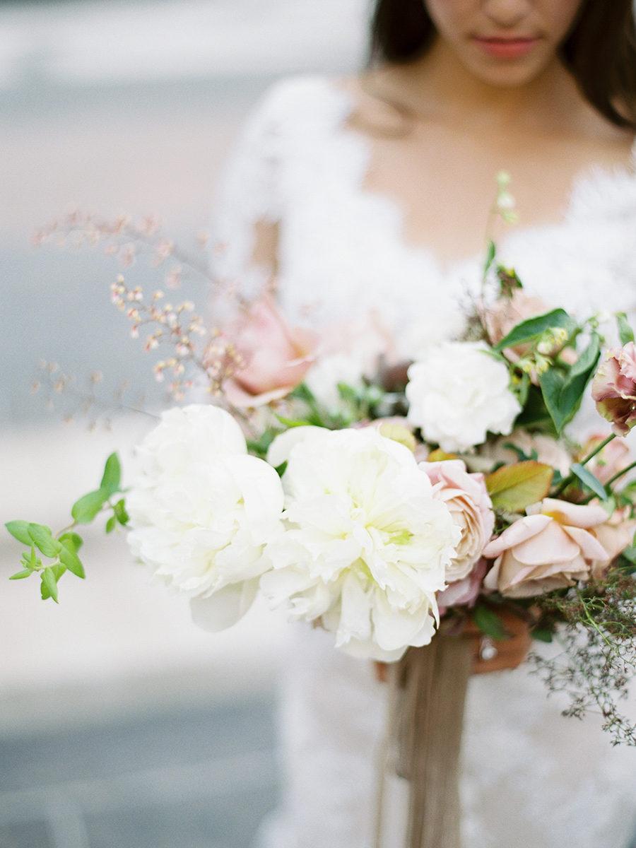 An Organic, Minimalist Wedding With Italian Inspiration