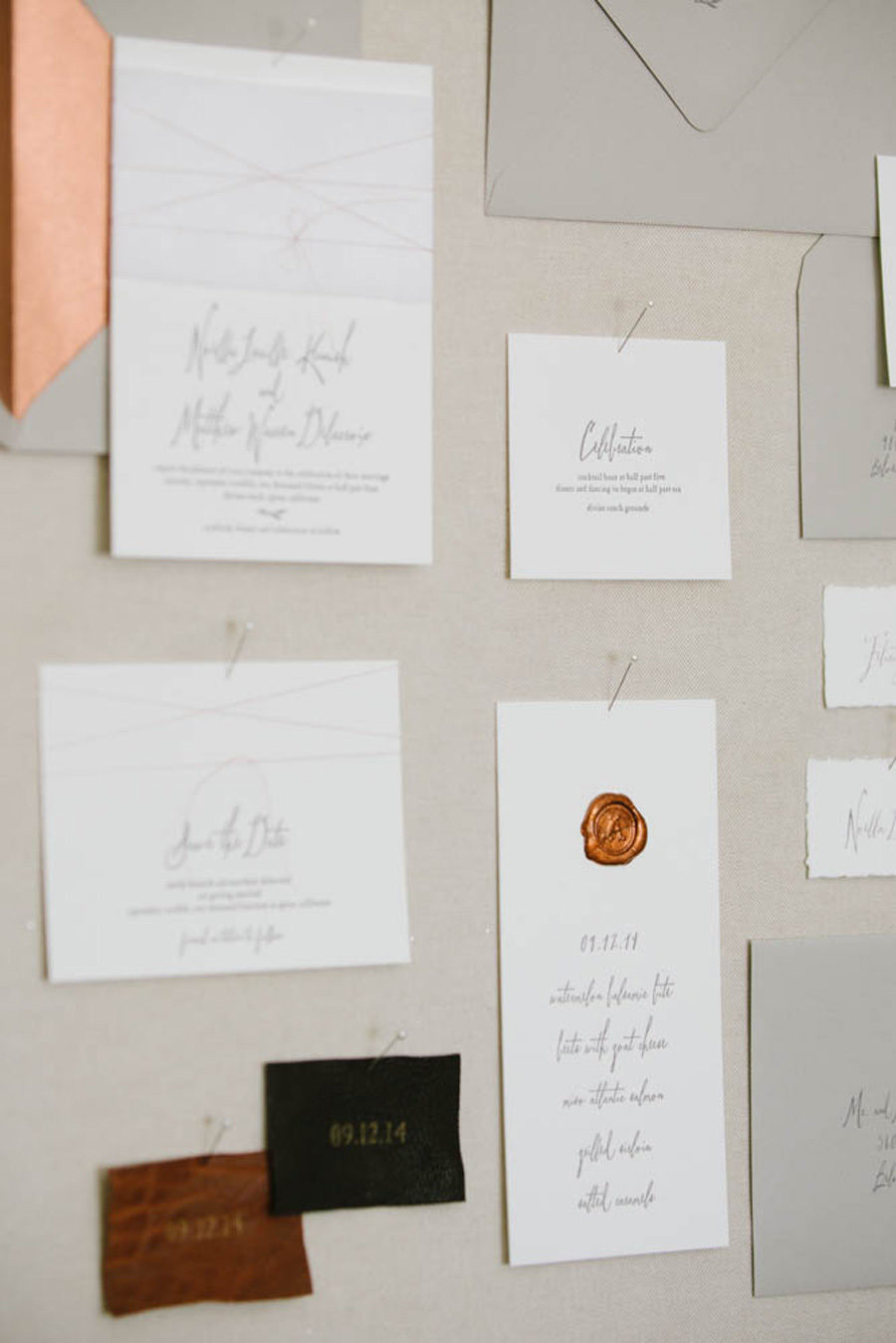 Invitation & Etiquette Tips for Destination Weddings