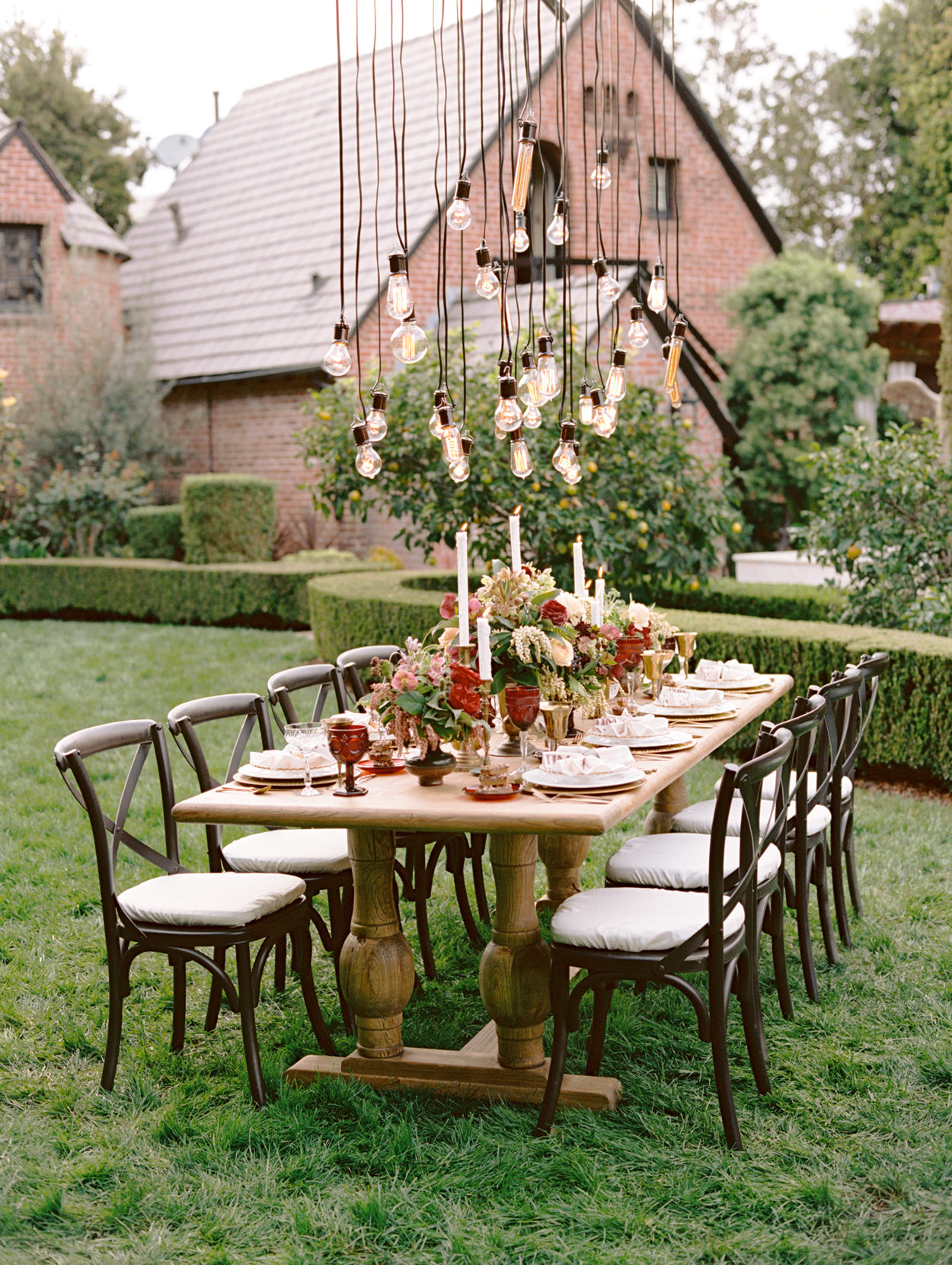 elegant estate wedding inspiration part ii