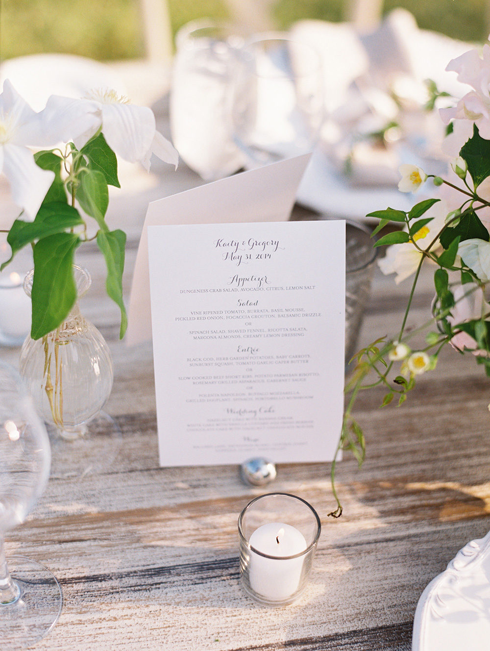 Elegant Ojai Wedding