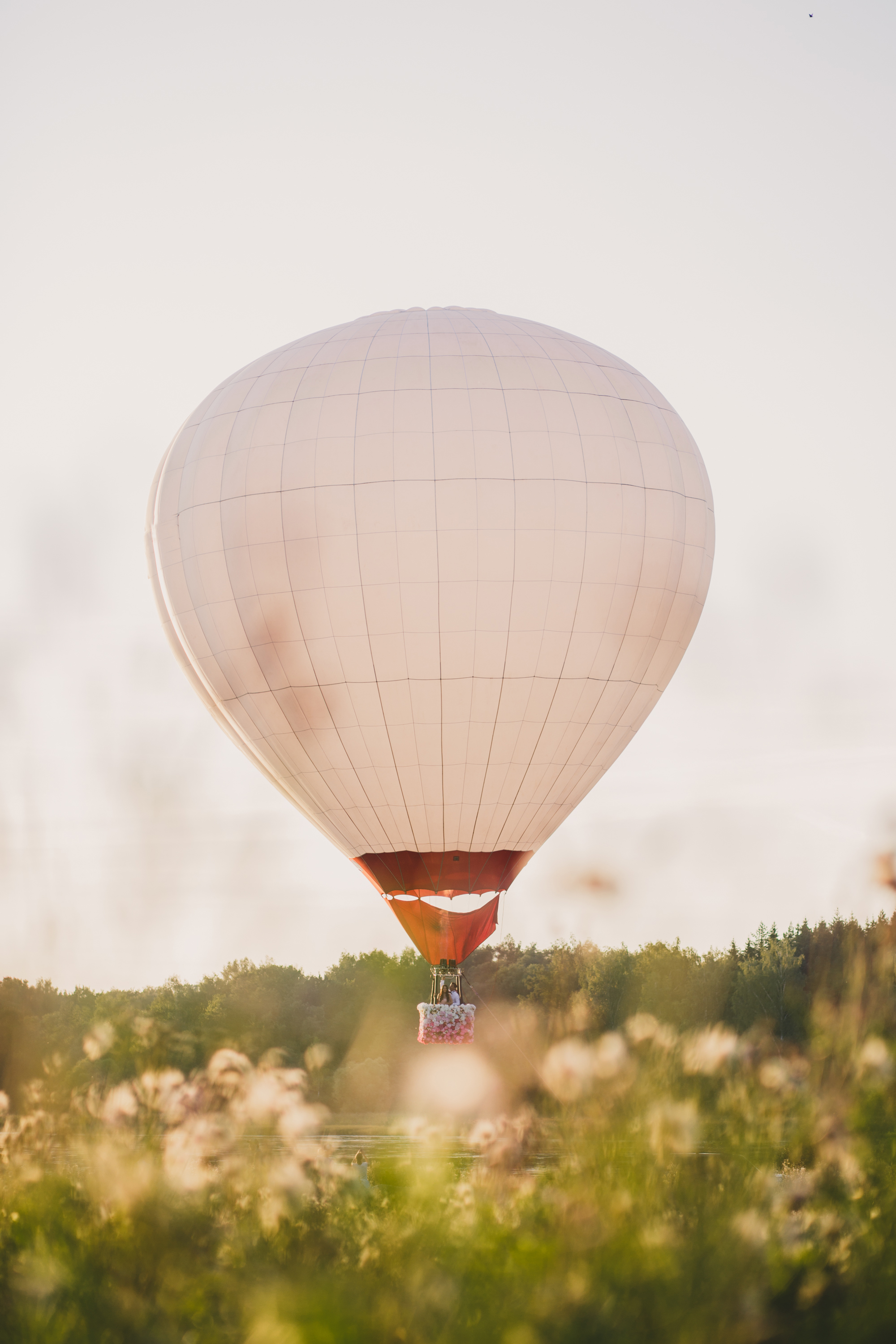 Hot Air Balloon Inspiration Shoot