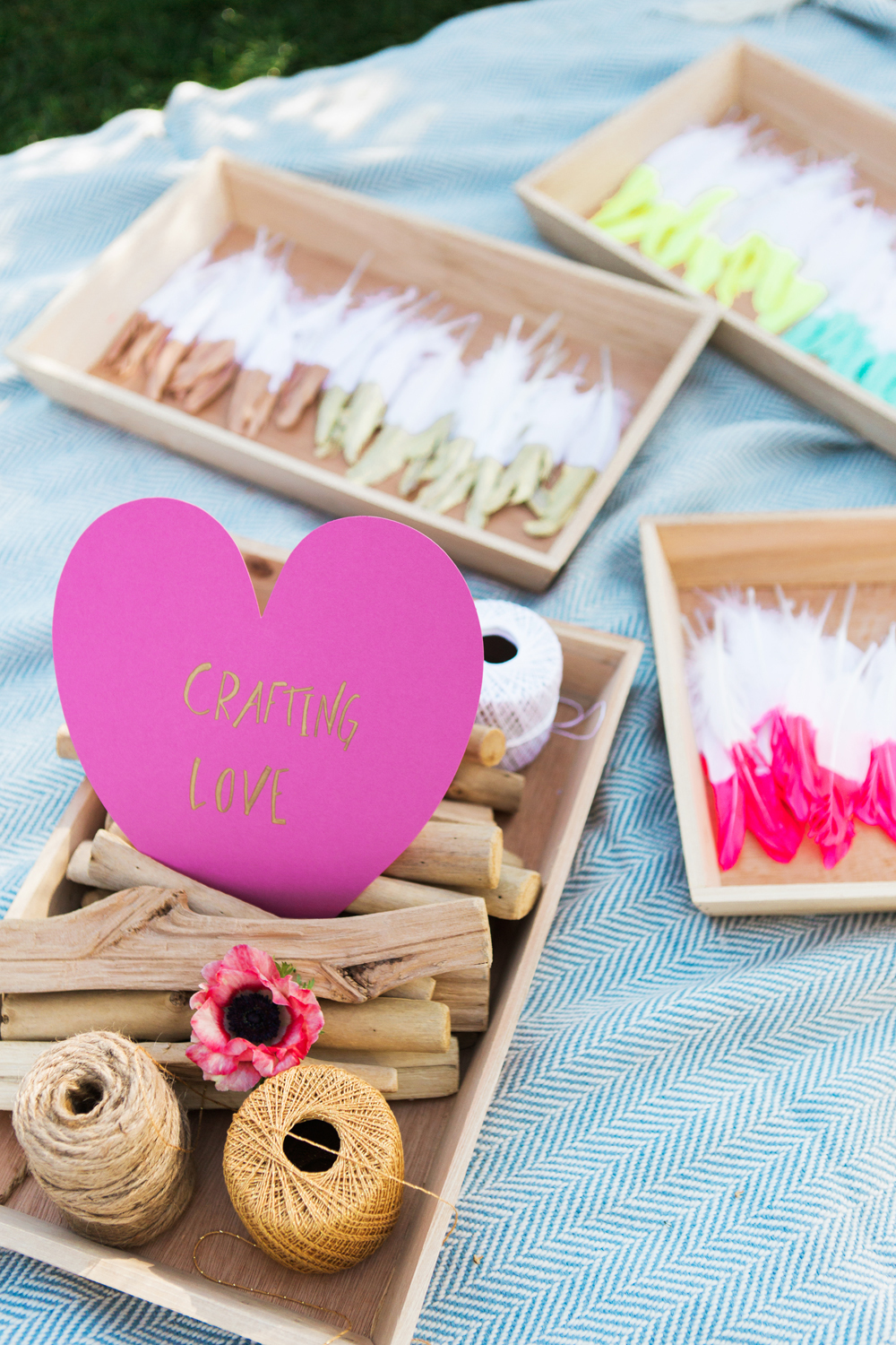 Mommy and Toddler Valentine Party