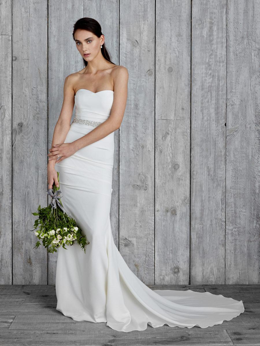 Nicole Miller Wedding Gowns 97 Stunning