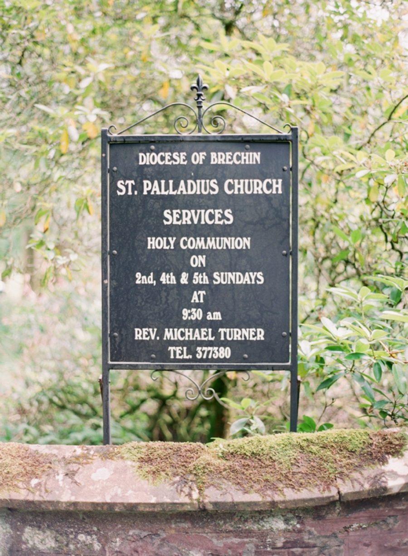 Scottish Castle Wedding from Edward Osborn