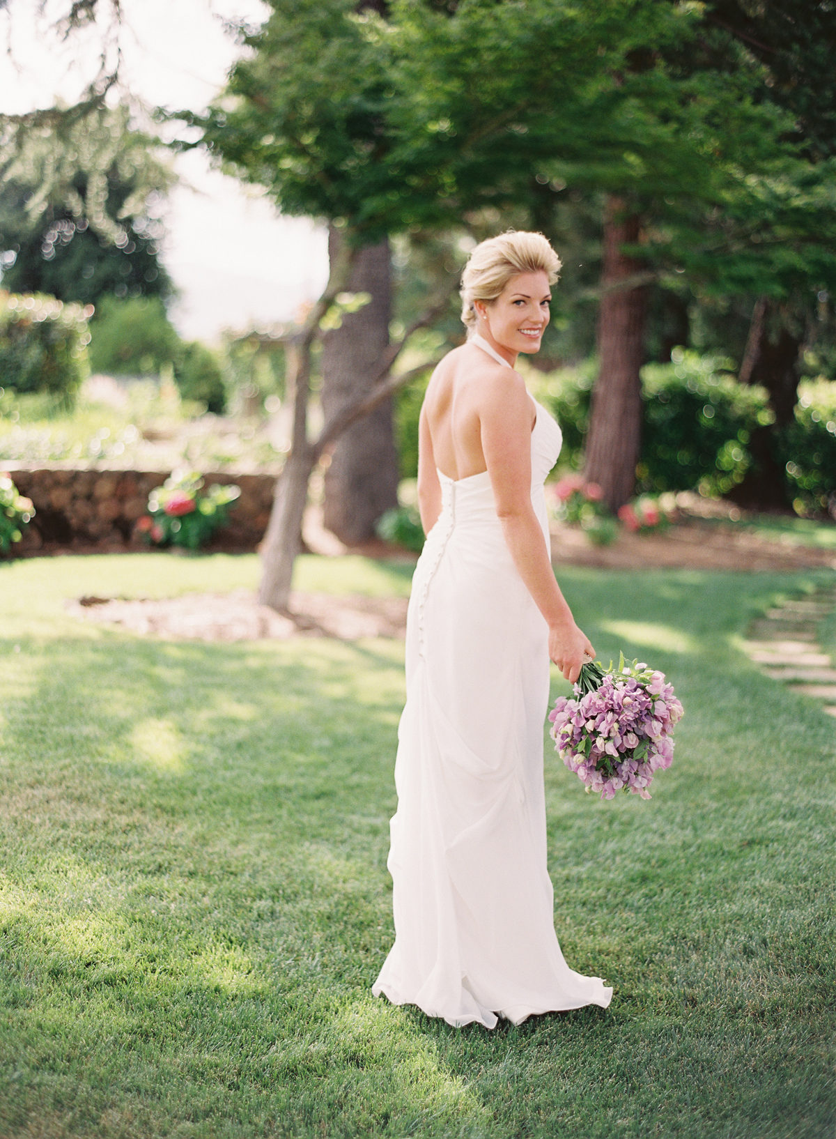 St. Helena Wedding at Long Meadow Ranch