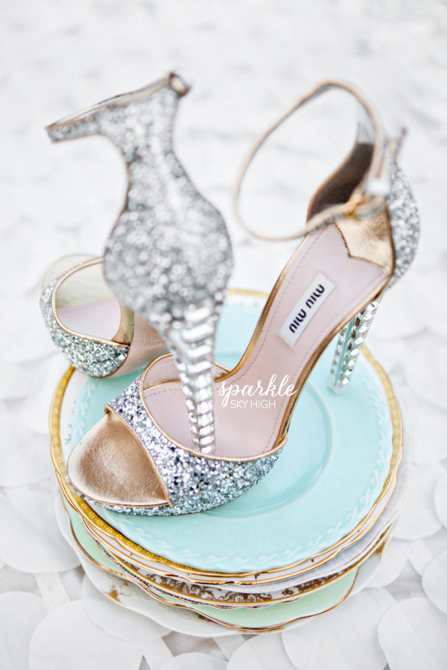 Favorite Wedding Gowns, Shoes & More from 2013
