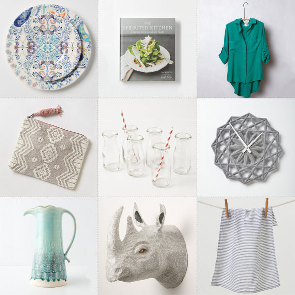 If I Had $100 – An Anthropologie Giveaway!