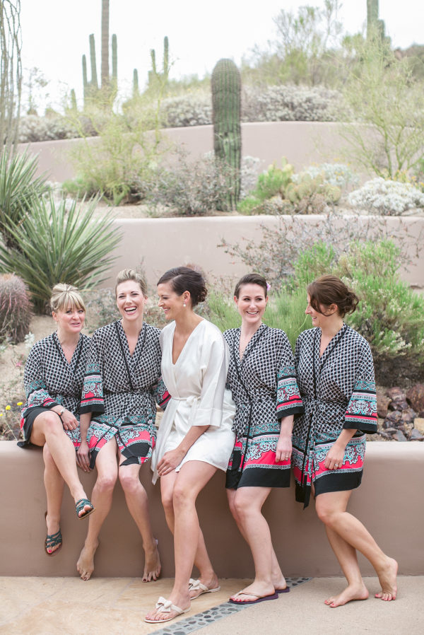 Arizona Desert Chic Spring Wedding