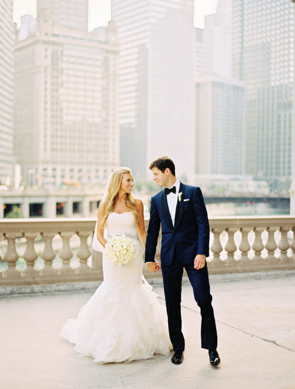 Chicago Urban Loft Wedding