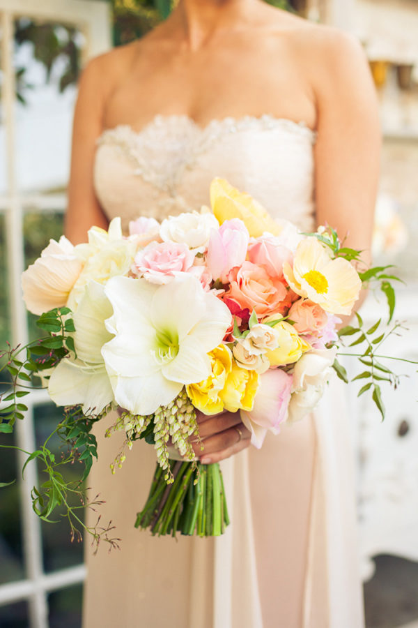 Vintage Spring Wedding Inspiration from Zoom Theory Photography