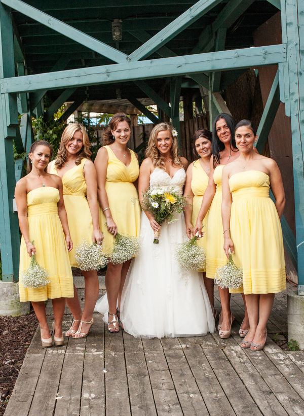 Toronto Wedding Bridesmaids