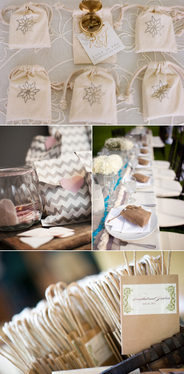 Wedding Favours From Style Me Pretty Blog Click The Images For Full Credits