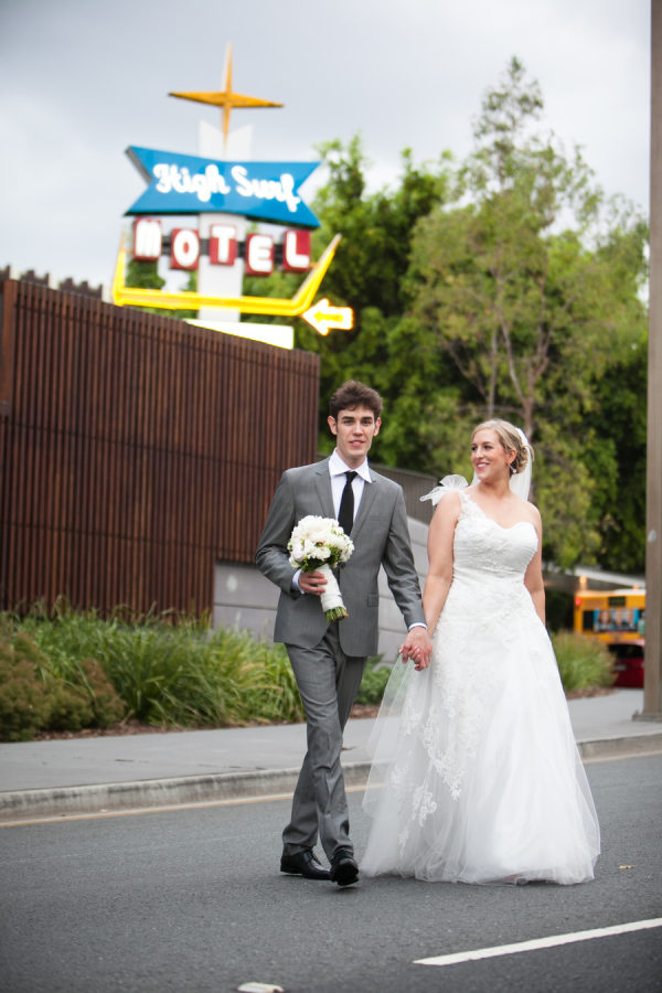 Classic Brisbane Wedding from Clare Sophia Photography