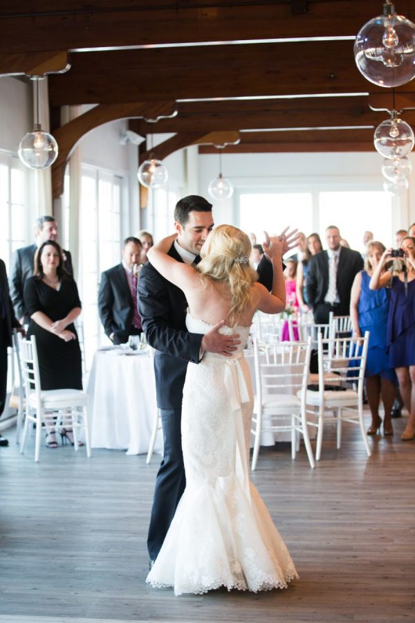 Cape Cod wedding blog photo from Style Me Pretty » Locations » Cape Cod about Nautical Inspired Cape Cod Wedding