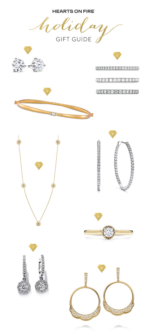 Hearts On Fire Holiday Gift Guide