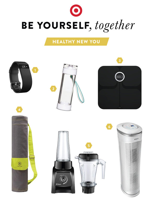 BE YOURSELF, TOGETHER WITH TARGET REGISTRY