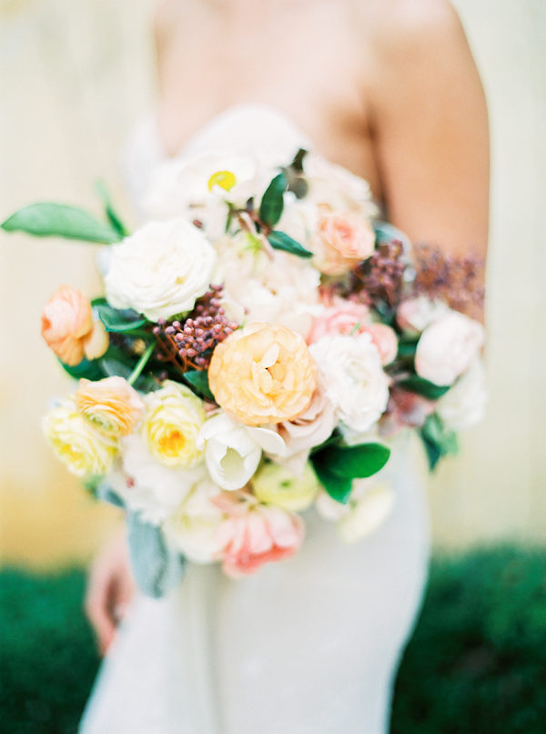 Old World Italian-Inspired Wedding Inspiration