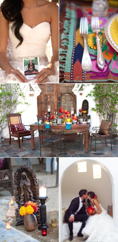 Matrimonio Tema Frida Kahlo : Boda estilo frida kahlo foro organizar una boda bodas.com.mx