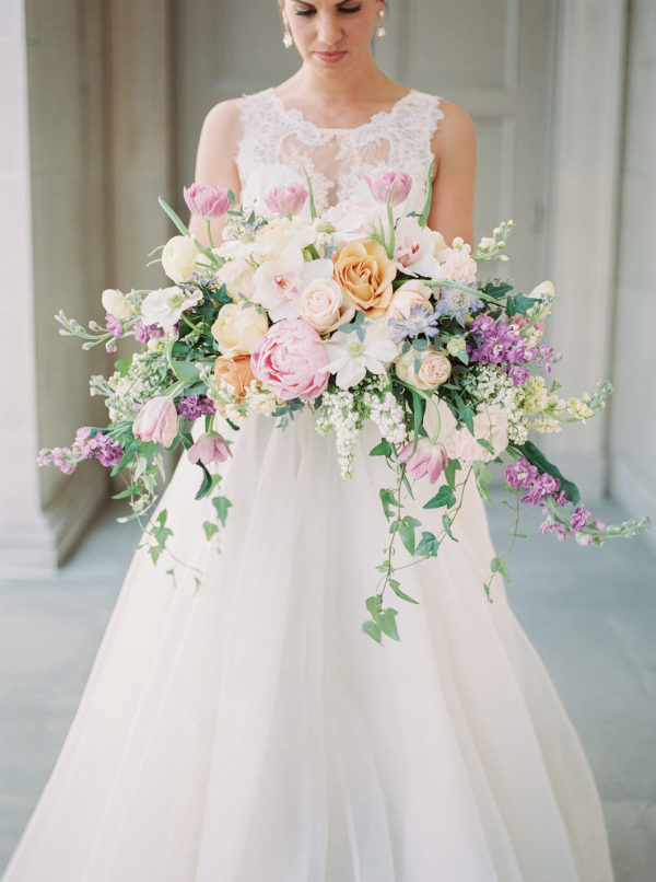 Organic + Elegant Spring Wedding Inspiration
