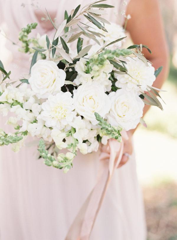 Elegant Spring Spanish Country Villa Wedding