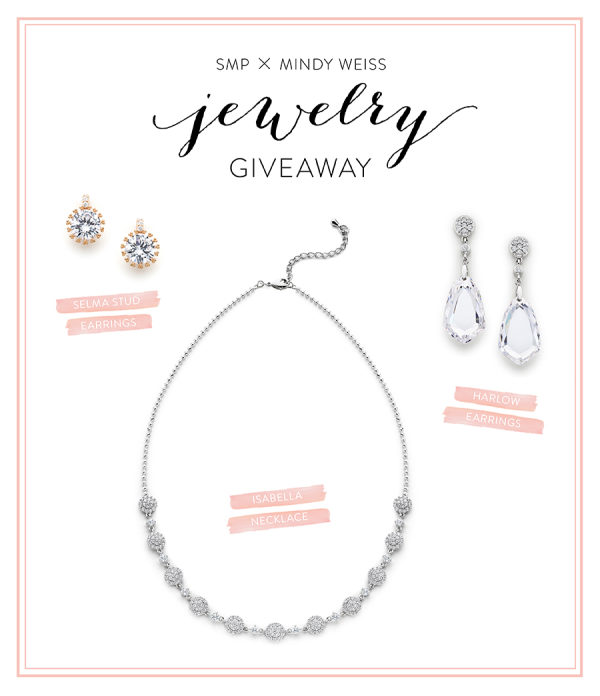 SMP x Mindy Weiss 3 Piece Jewelry Collection Giveaway!