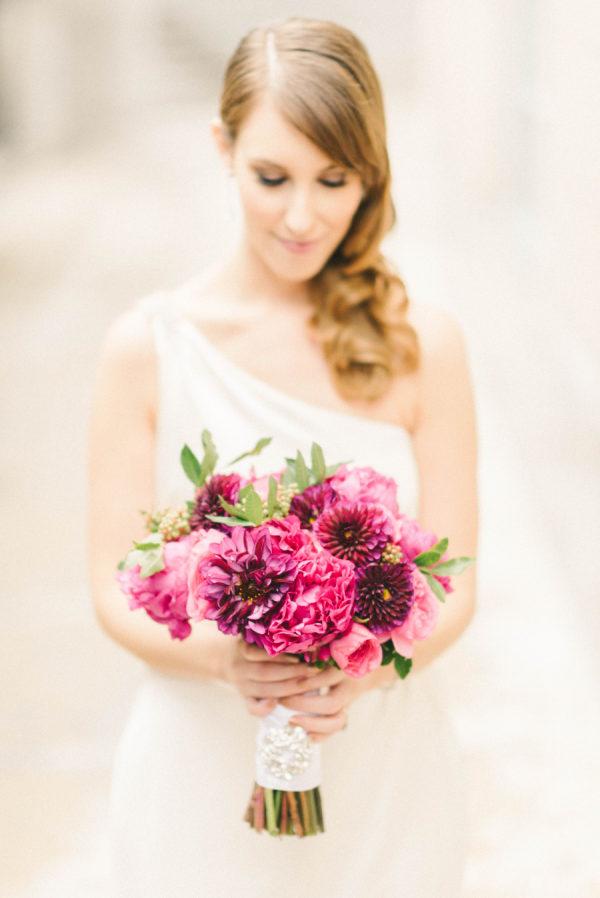 Blogger Bride: Politics of Pretty?s Vintage + Whimsical Greek Wedding