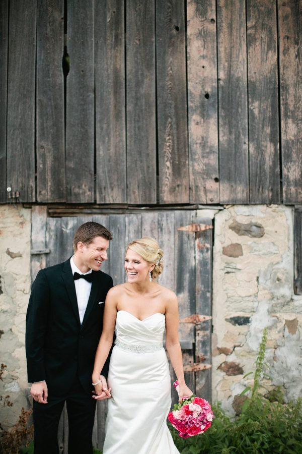 Wisconsin Wedding from Jennifer Johnson Photography + Cherry Blossom Events