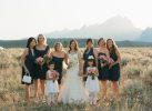 Jackson Hole Wedding from Carrie Patterson Photography