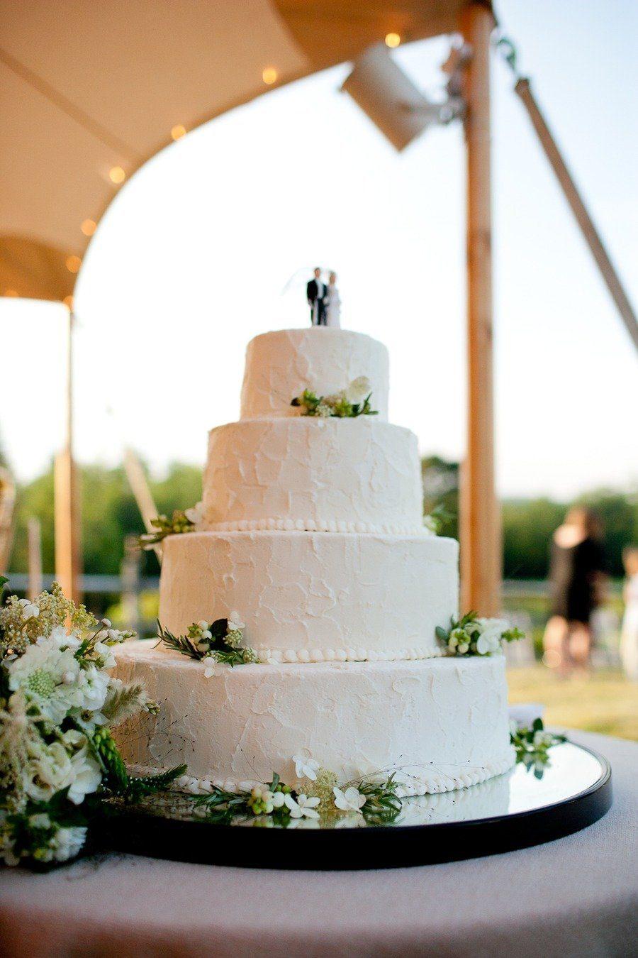 backyard ashburnham wedding by emilie inc