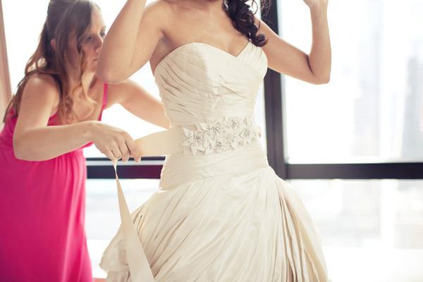 فساتين زفاف سكريه فساتين زفاف
