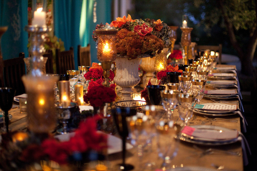 Wonderland Inspired Tablescape