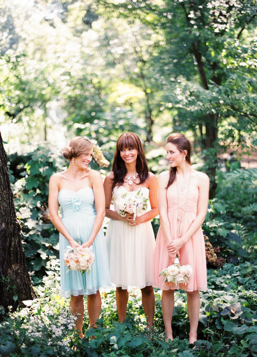 02231591900 Donna Morgan Spring 2013 Bridal Collection