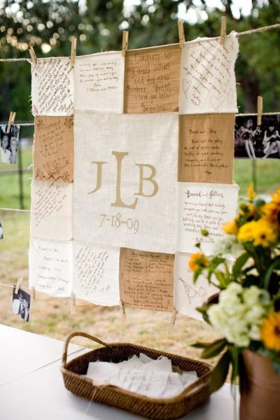Quilt GuestBook