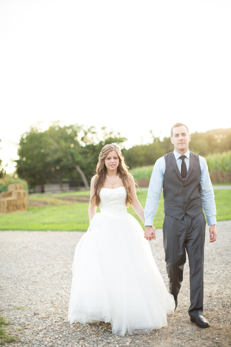 Queens County Farm Museum Wedding From Justine Bursoni Photography